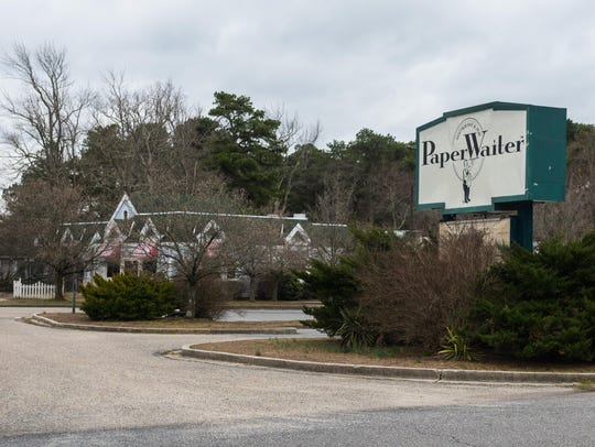 The Paper Waiter Restaurant in Millville will be auctioning