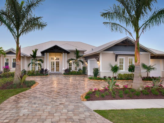 Two new models unveiled by florida lifestyle homes for Lifestyle home builders