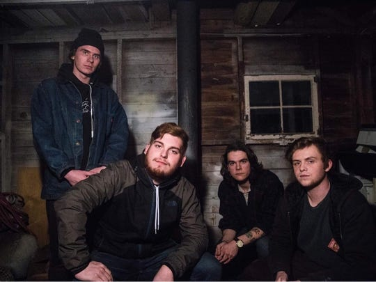 Local rock act Brother Son will perform at GM River Days.