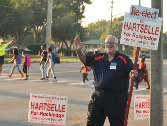 Election of Rockledge City Council