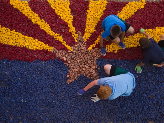 Arizona's destinations and people are recognized nationally