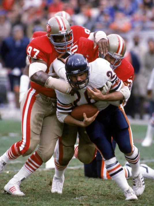 1984 NFC Championship Game: Chicago Bears v San Francisco 49ers
