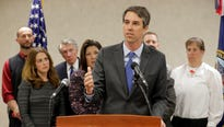 WASHINGTON — U.S. Rep. Beto O'Rourke said Thursday he is all but certain to make a run for U.S. Sen. Ted Cruz's seat in 2018.
