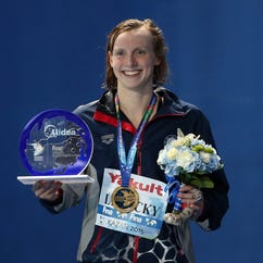 Photos from the FINA Swimming World Championships