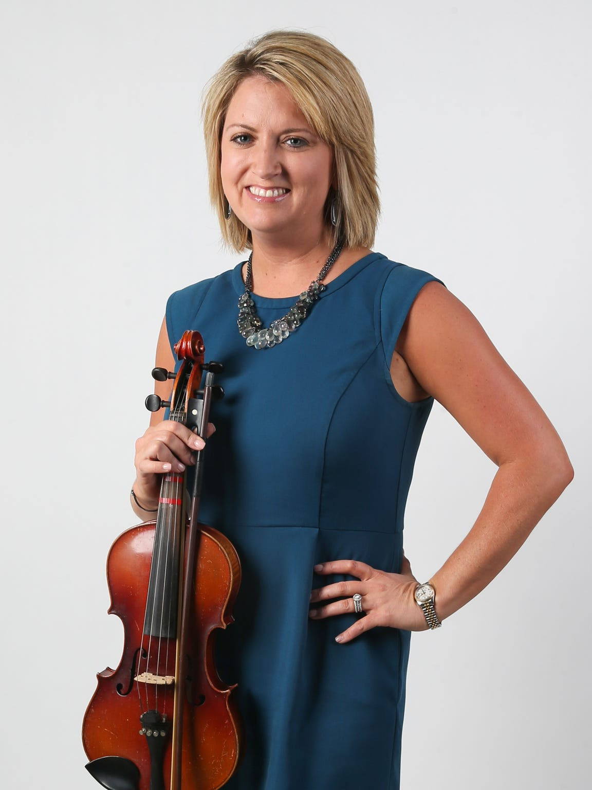 Courtney Mahaffey, Executive Director of San Angelo