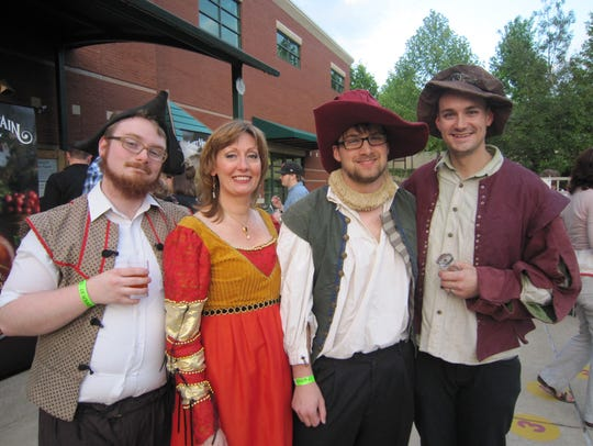 Discovery Center at Murfree Spring hosts the annual Shakesbeer fundraiser.