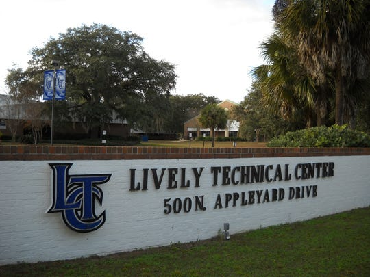 Lively Technical Center offers students alternative programs and workforce development opportunities.