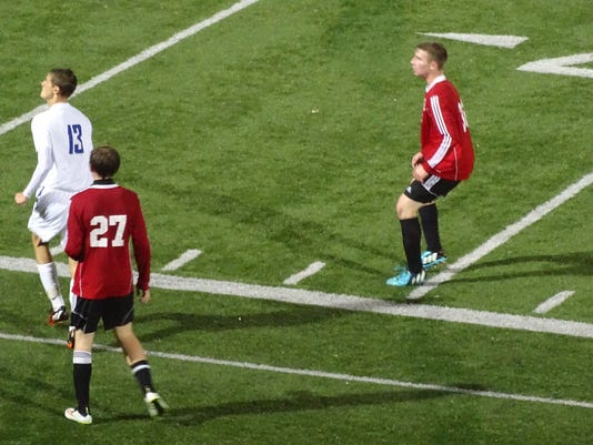 Fairfield Union soccer