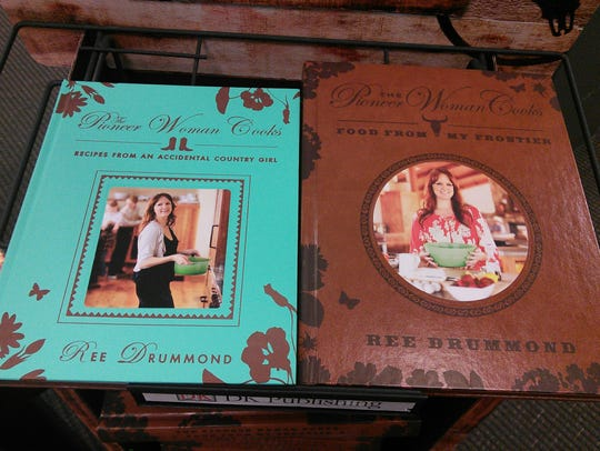 """Ree Drummond, author of """"The Pioneer Woman blog,"""" has"""
