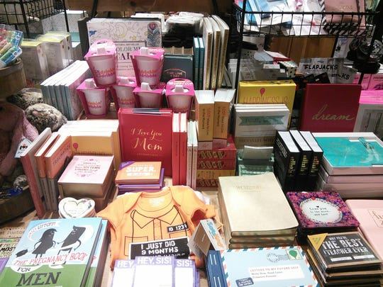Francesca's offers a range of small, cool gifts — including mugs, tea infusers and gift books.