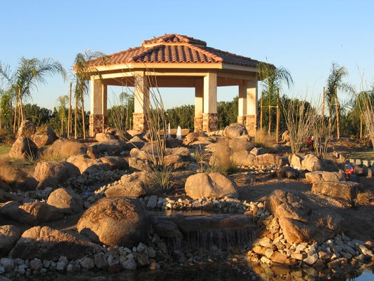 Chandler cemeteries