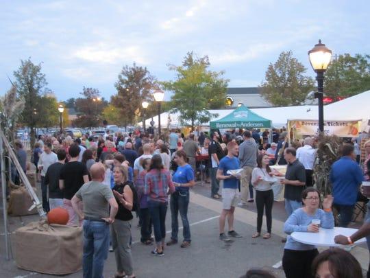 The Harvest Moon Celebration returns to Farmington Sept. 15-17.