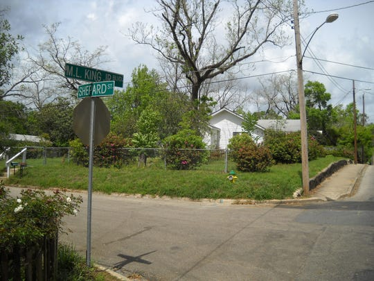 """A two-block residential street off North M.L.King Boulevard was named in tribute to Leon High grad Marion """"Bobby"""" Shephard, who was killed in World War II."""