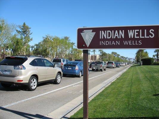 Indian Wells Highway 111