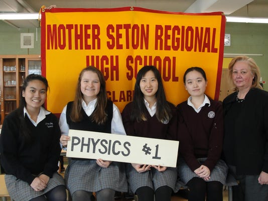 Mother Seton Regional High School/Physics