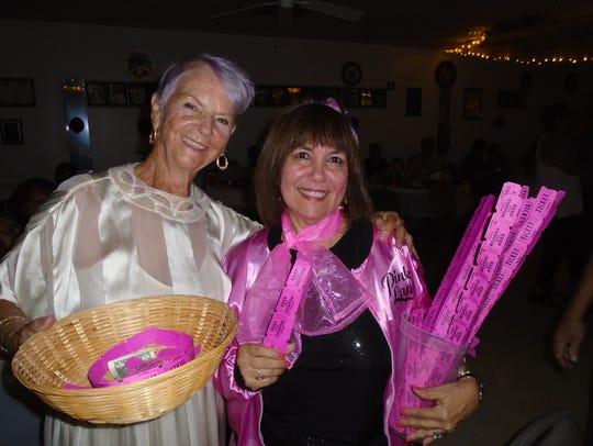 Uta McFadden and Nancy Rozon did a great job managing