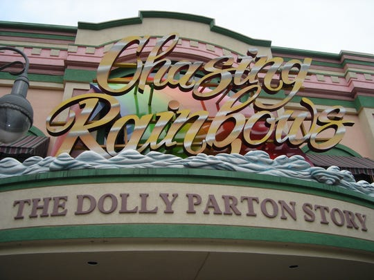 Chasing Rainbows is also the name of the museum at Dollywood, which tells the story of Parton's path to success.