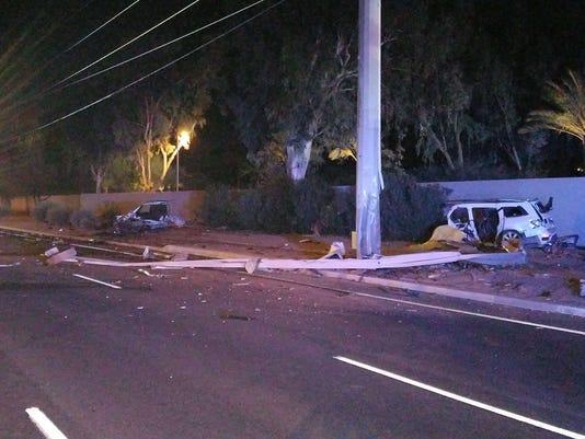 Scottsdale crash
