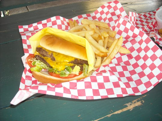 Vick's Famous Hamburgers will have a grand opening