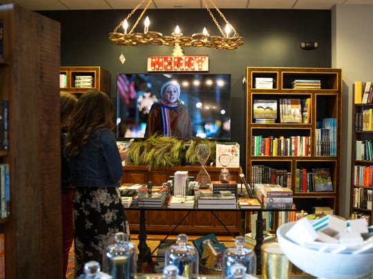 Hearth & Soul was decked out for the unveiling of their
