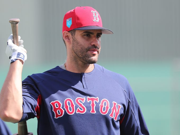 18. OF J.D. Martinez, Red Sox --  $23,750,000