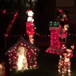 2017 holiday light displays across Ventura County