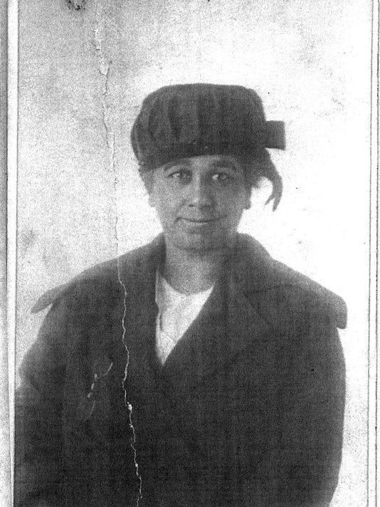 Bertha Whedbee