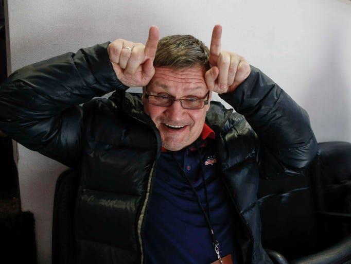 Vladimir Orlov, father of Washington Capitals defenseman