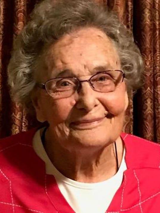 Birthdays: Dorothy Mae Meyer