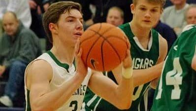 Prattsburgh senior Mason Putnam has 1,995 career points and could top the 2,000-point mark on Monday night.