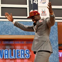 McCurdy: Don't expect anything from Cavaliers' No. 8 spot in NBA Draft