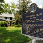 The F. Scott and Zelda Fitzgerald Museum in Montgomery, Ala. on Thursday July 21, 2011. (Montgomery Advertiser, Lloyd Gallman)