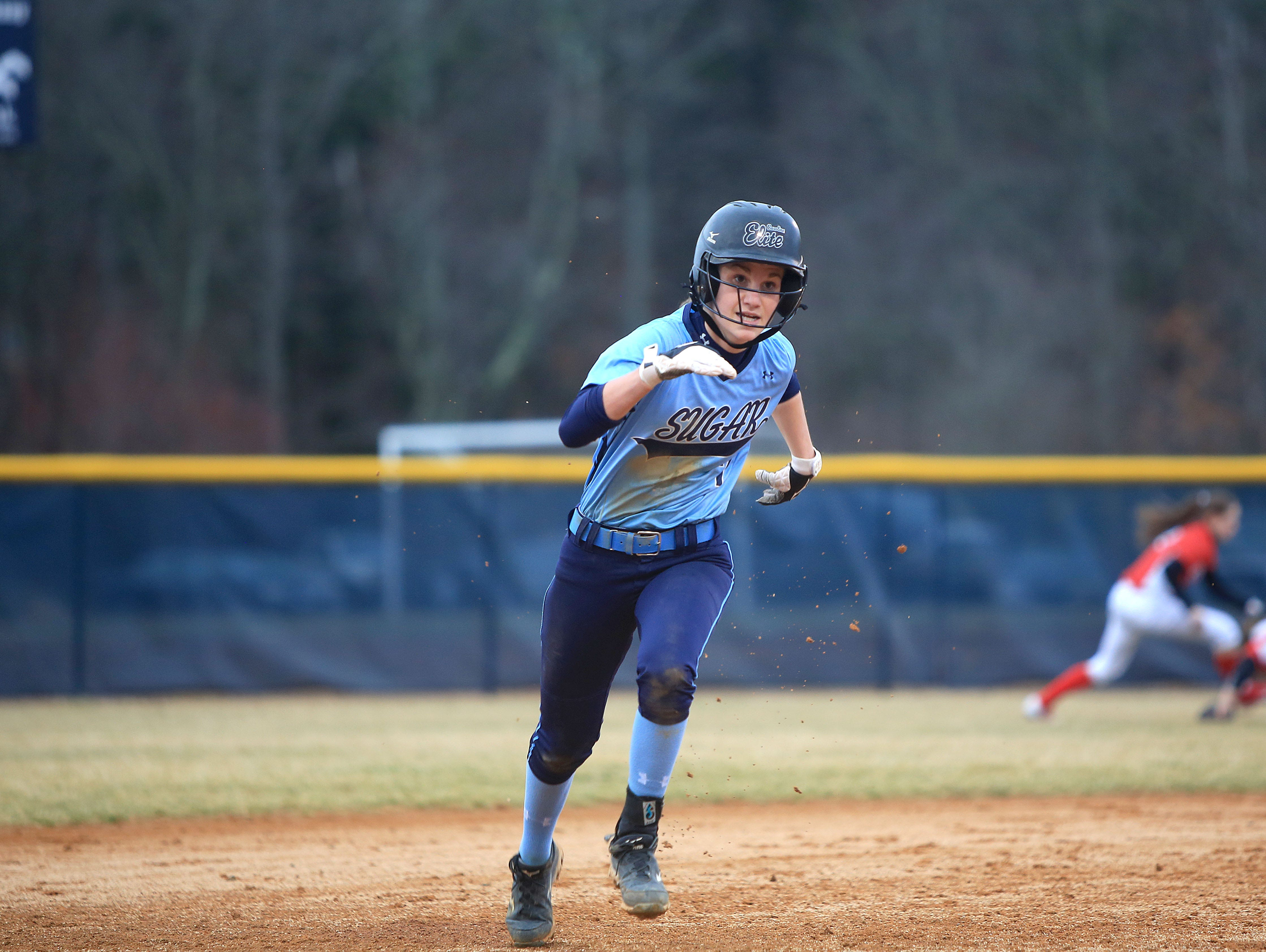 Recent Enka graduate Jasmine Palmer has signed to play college softball for Florida State.