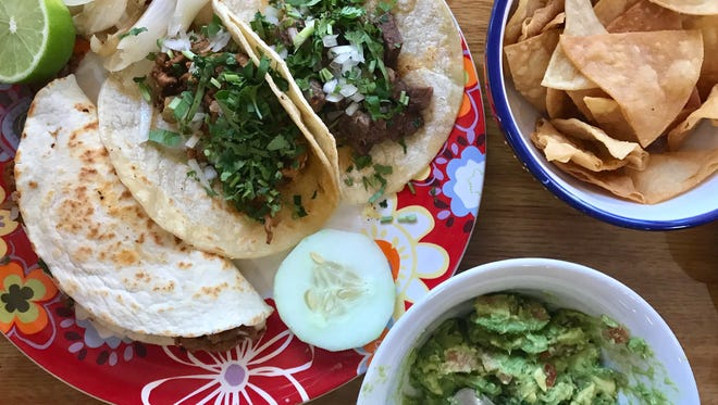Moderation isn't a thing at Tacos San Miguel II in Cape Coral.