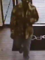 Man sought in Lehigh Metro PCS store robbery.