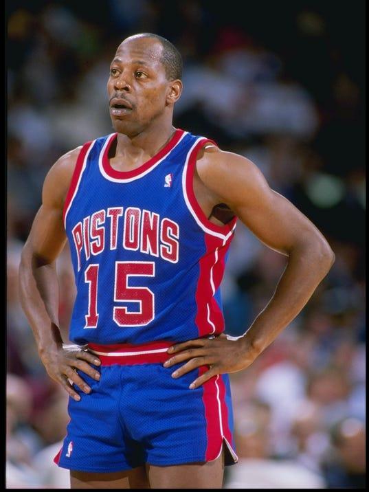 Ex-Piston Vinnie Johnson earns NJCAA Hall of Fame nod