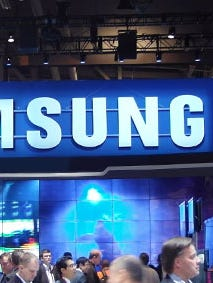 Undated image from Samsung Group's corporate website