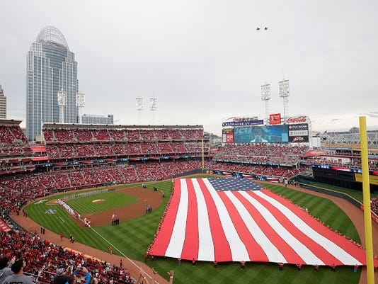 Philadelphia Phillies v Cincinnati Reds