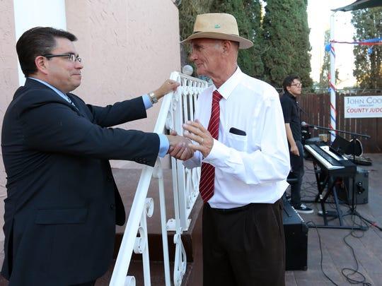 Former El Paso Mayor John Cook lost to El Paso businessman