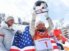 Tracking the locals: Clutch David Wise captures gold, Jamie Anderson wins silver