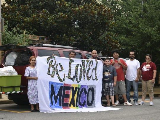 Ponkho Bermejo of BeLoved Asheville is working with