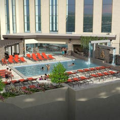 Take a first look at the new Silver Legacy spa in Reno