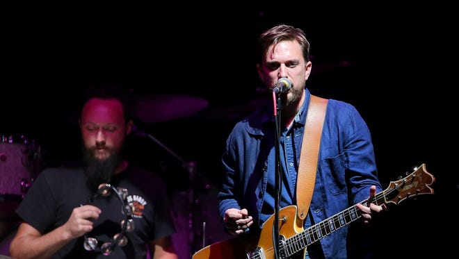 JD McPherson will perform on Oct. 29 at the Vogue.