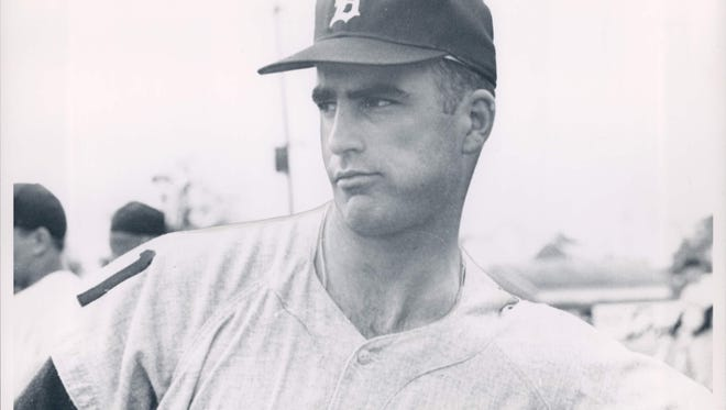 Not only is Dick Egan a long-time scout with the Tigers, he pitched for them from 1963-64.