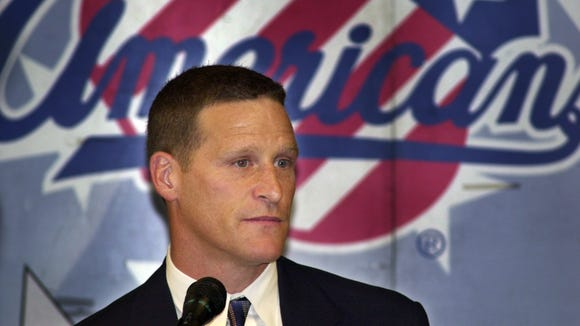 A file photo Randy Cunneyworth from 2000.