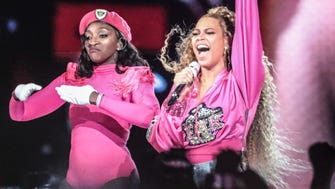 The Coachella crowd had seen Beyoncé's show before, but nobody was complaining.