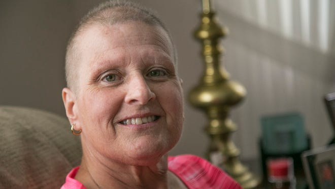 Jean Newmeyer was diagnosed last summer with Sarcoma. After going through several surgeries, she is trying to raise awareness of the cancer.