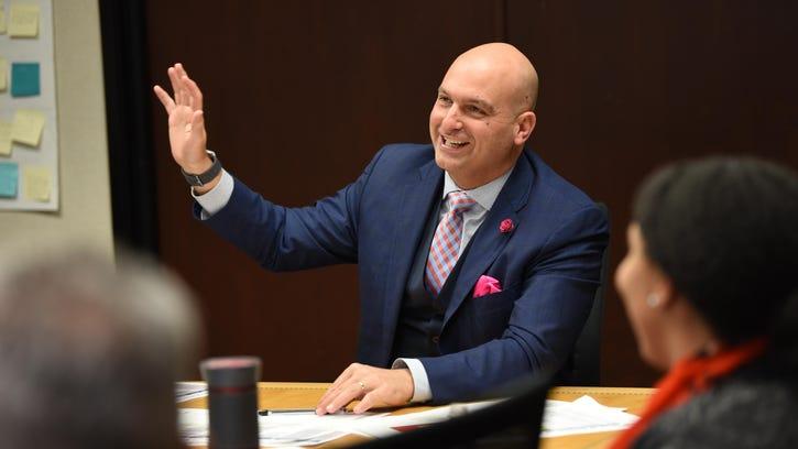 Change marks Detroit school chief's first year