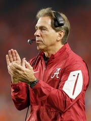 Alabama head coach Nick Saban has crossed paths with