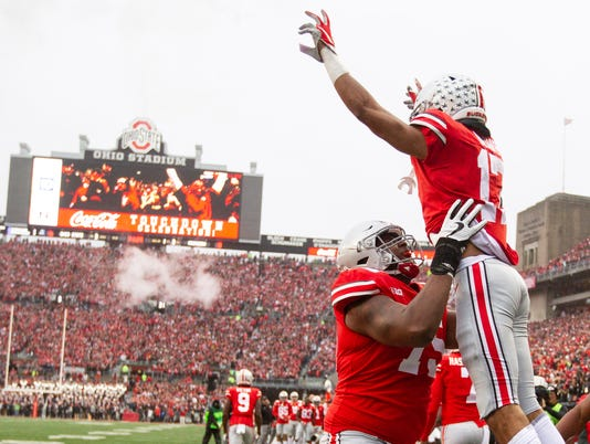 USP NCAA FOOTBALL: MICHIGAN AT OHIO STATE S FBC OHI MIC USA OH